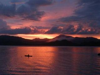 Bioluminescent Kayak Tour paquera Costa rica