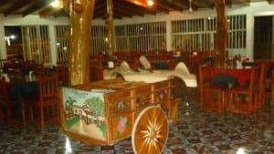Soda Restaurant, Ginana, in Paquera puntarenas