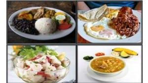 Paquera Costa Rica Food