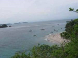 Islands in the Gulf of Nicoya, Isla Turtuga,Tortuga Island