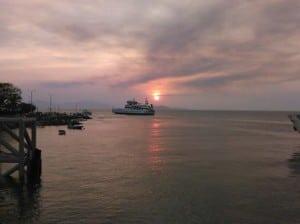 Ferry San Lucas Playa Naranjo