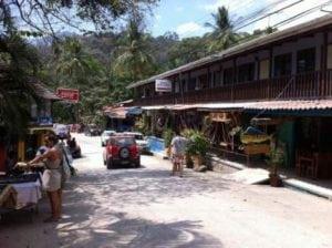 Montezuma Town Costa Rica