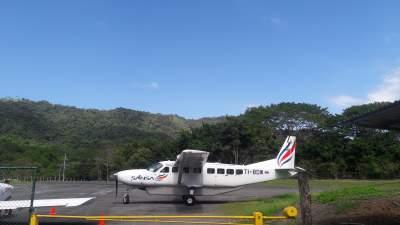 Flights to Tambor Airport