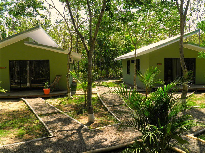 Cabinas Oasis Paquera Costa Rica